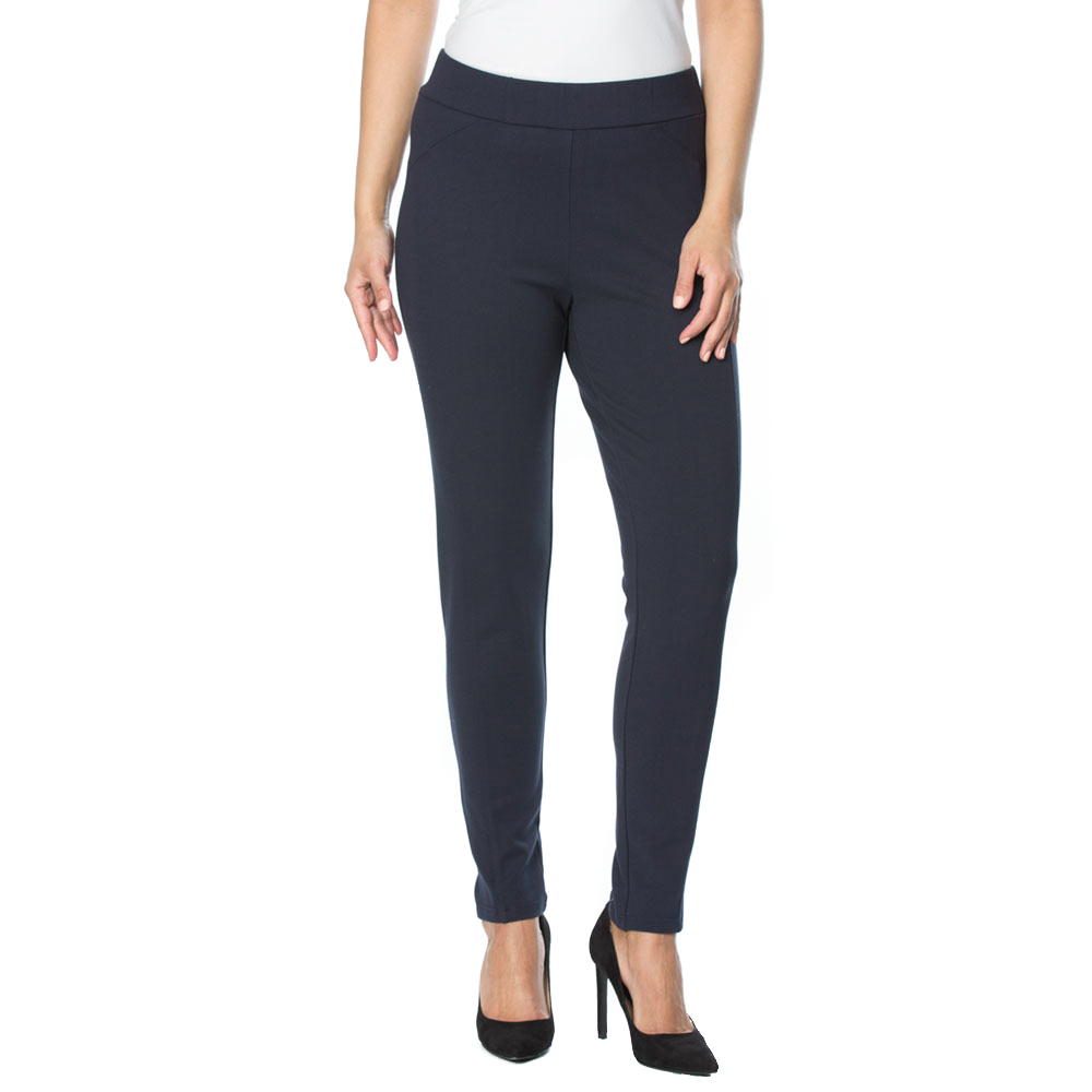 Pull On Ponte Pant by Gordon Smith
