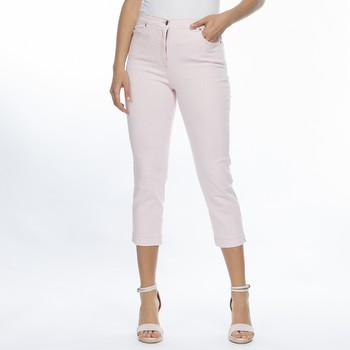 Miracle Jean-Crop Slim Leg
