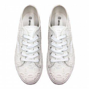 Broderie Lace Sneaker