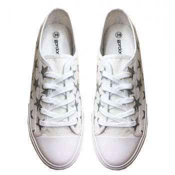 Star Canvas Sneaker