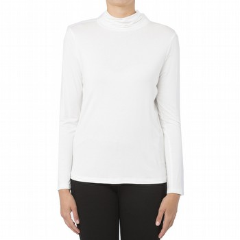 TURTLENECK JERSEY TOP