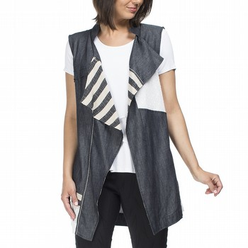 SPLICED VEST