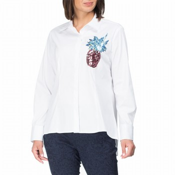 Pineapple Applique Shirt