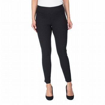 Stretch Slim Jacquard Pant