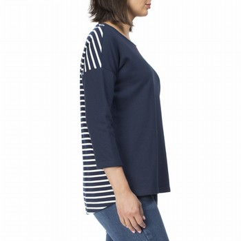 Stripe Back Jumper