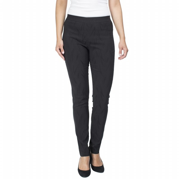 Textured Stretch Pant