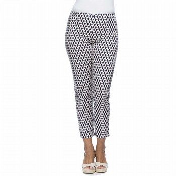 Diamond Print Pants | Tuggl