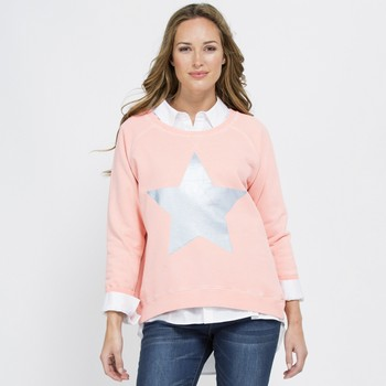 Star Cotton Sweatshirt
