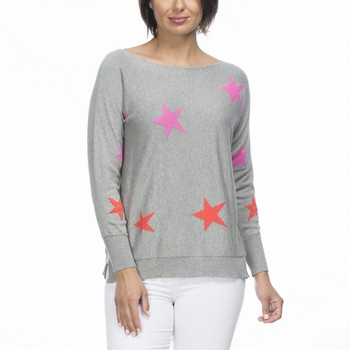Multi Star Cotton Knit