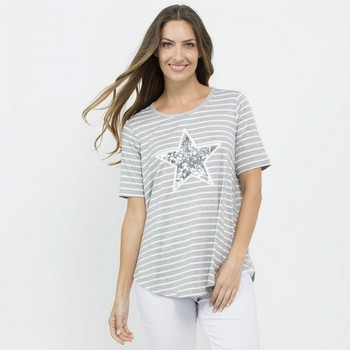 Star Stripe Tee