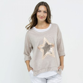 2 in 1 Star Knit
