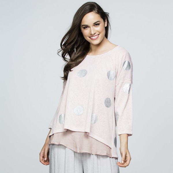 Spot Double Layer Top