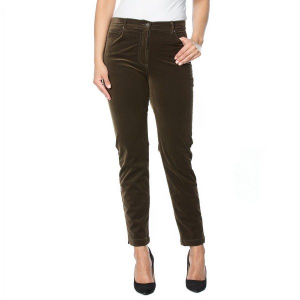 Cotton Cord Stretch Jean