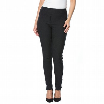 Stretch Jacquard Pull On Pant