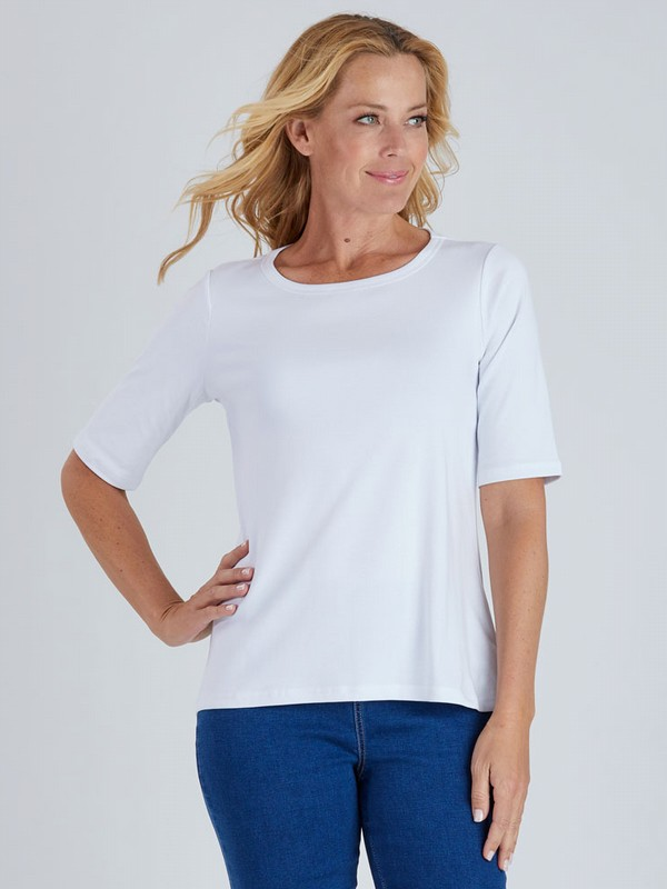 Short Sleeve Cotton Tee