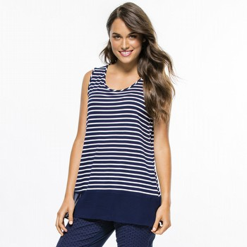 Stripe Reversible Tank