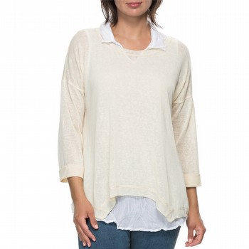 Plain Two in One Layer Top