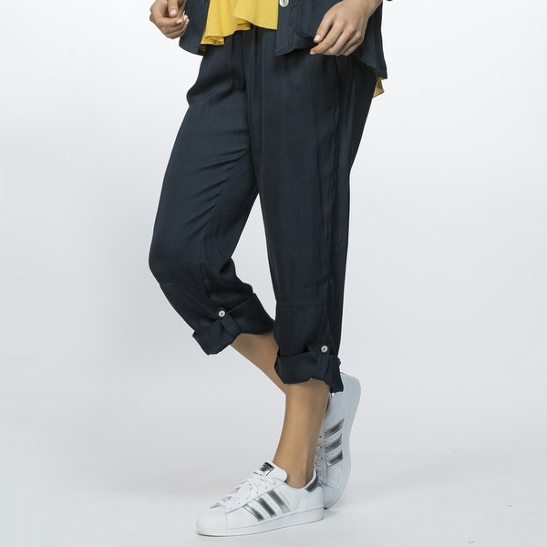 Luxe Side Tab Pant