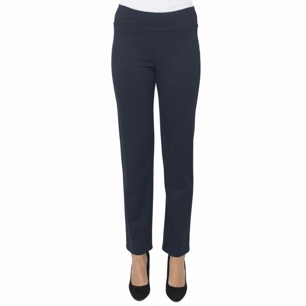 STRETCH TWILL PULL ON TROUSERS