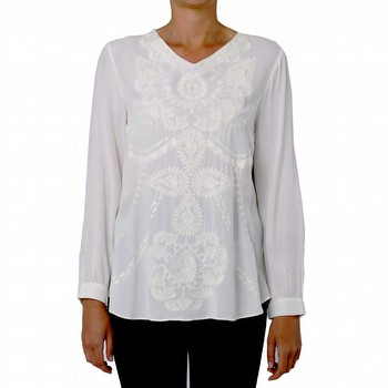 EMBROIDERED TUNIC SHIRT