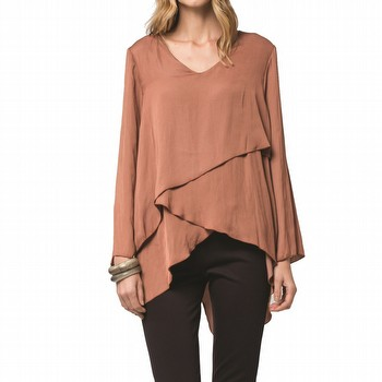 LUXE MULTI LAYER TUNIC